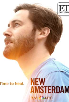 Poster Hospital New Amsterdam - 3ª Temporada Legendada