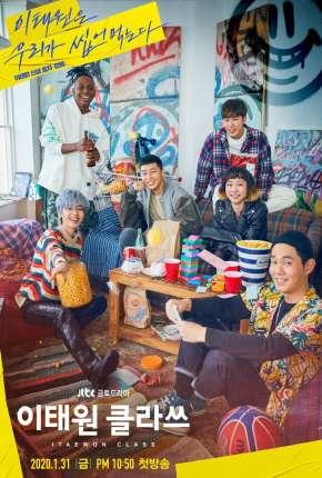 Série Itaewon Class - 1ª Temporada Completa Legendada Download