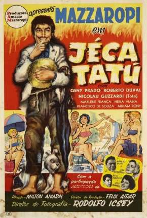 Filme Jeca Tatu Download