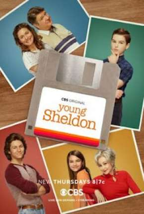 Série Jovem Sheldon - 5ª Temporada Legendada Download