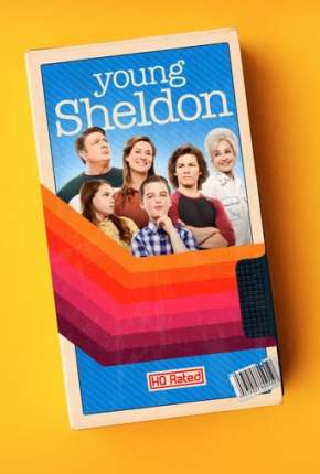 Jovem Sheldon - Young Sheldon 4ª Temporada Legendada
