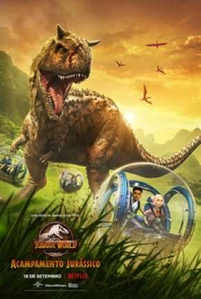 Jurassic World - Acampamento Jurássico via Torrent