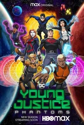 Desenho Justiça Jovem - 4ª Temporada - Legendado Torrent