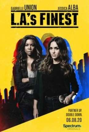 L.A.s Finest - Unidas Contra o Crime - 2ª Temporada via Torrent