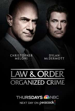 Law e Order - Organized Crime - 1ª Temporada Legendada via Torrent