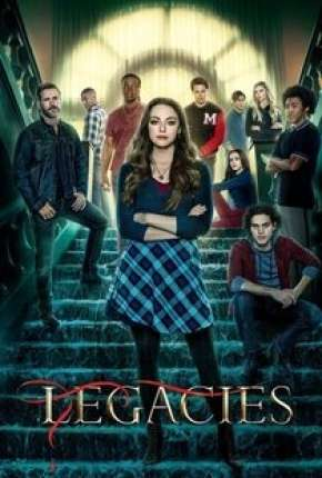 Legacies - 3ª Temporada Legendada via Torrent