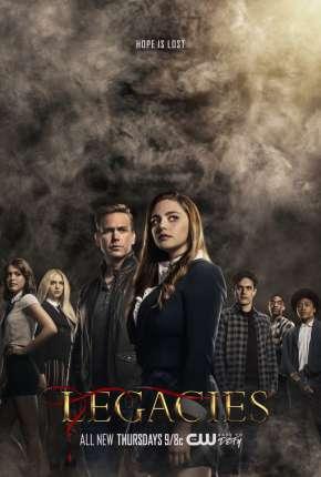 Série Legacies - 4ª Temporada Legendada Download