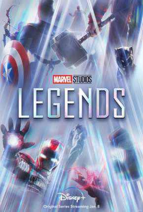 Série Lendas da Marvel - 1ª Temporada Legendada Download