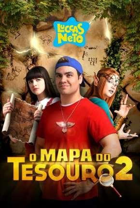 Poster Luccas Neto em - O Mapa do Tesouro 2