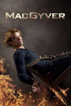 Série MacGyver - 5ª Temporada Legendada Download