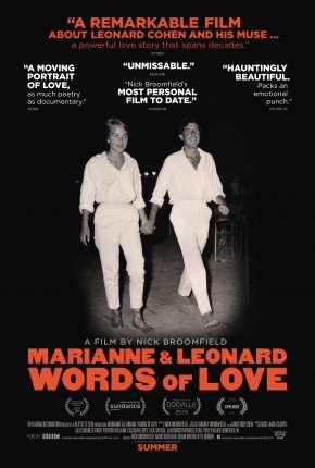 Marianne e Leonard - Palavras de Amor