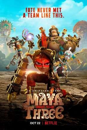 Desenho Maya e os 3 Guerreiros - Legendado Torrent