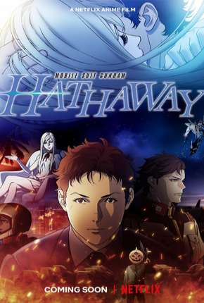 Anime Mobile Suit Gundam - Hathaway Torrent