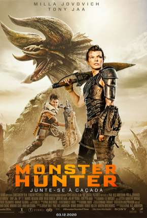 Monster Hunter - CAM - Legendado  Download - Onde Baixo