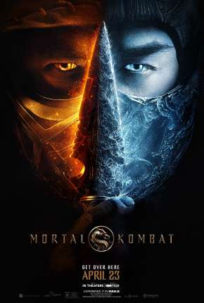 Mortal Kombat - CAM - Legendado via Torrent