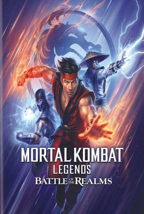 Filme Mortal Kombat Legends - A Batalha dos Reinos Download