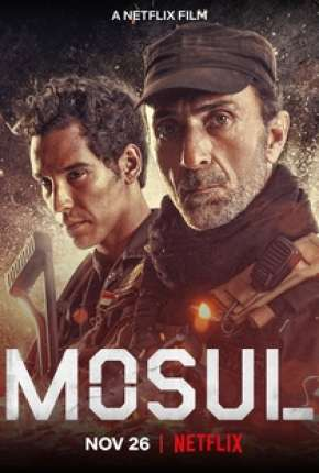 Mosul Dublado e Dual Áudio 5.1 Download - Onde Baixo