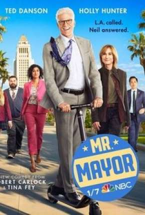 Mr. Mayor - 1ª Temporada Legendada