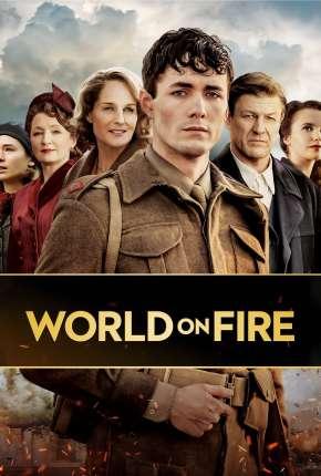 Mundo em Chamas - 1ª Temporada Completa via Torrent