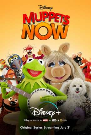 Muppets Now - 1ª Temporada Legendada