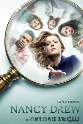 Série Nancy Drew - 3ª Temporada Legendada Torrent