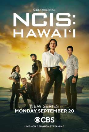 NCIS - Hawaii - 1ª Temporada Legendada via Torrent