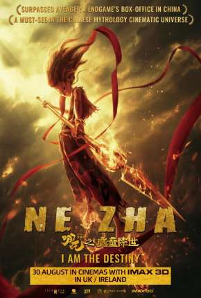 Ne Zha - Legendado via Torrent
