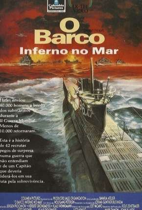 Filme O Barco - Inferno no Mar Download