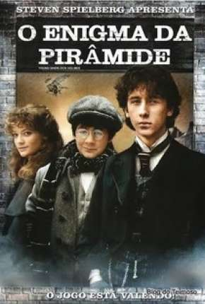 O Enigma da Pirâmide - Young Sherlock Holmes via Torrent
