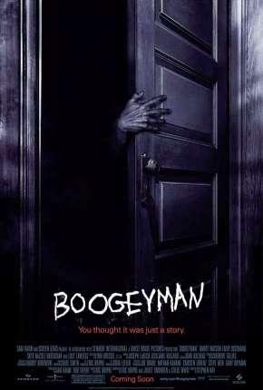 Poster O Pesadelo - Boogeyman