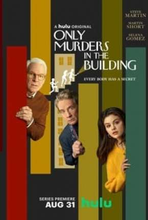 Série Only Murders in the Building - 1ª Temporada Download