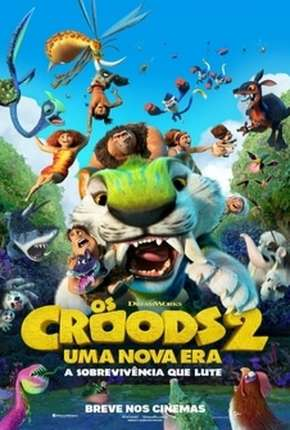 Os Croods 2 - Uma Nova Era via Torrent
