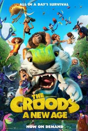 Filme Os Croods 2 - Uma Nova Era - Legendado Download