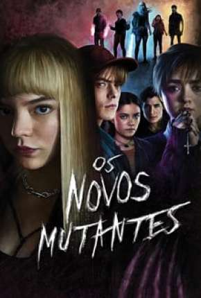 Os Novos Mutantes - CAM - Legendado via Torrent