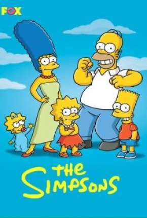Os Simpsons - 32ª Temporada - Legendado via Torrent