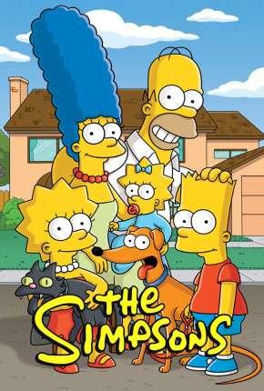 Desenho Os Simpsons - 33ª Temporada - Legendado Torrent