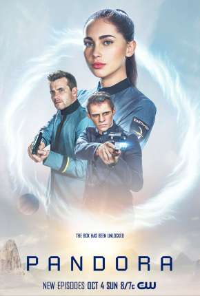 Pandora - 2ª Temporada Legendada via Torrent