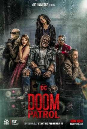 Série Patrulha do Destino - Doom Patrol 3ª Temporada Download