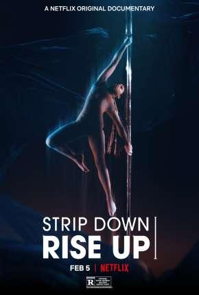 Poster Pole Dance - Dança do Poder