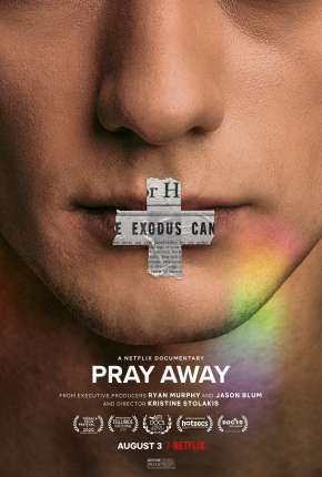 Poster Pray Away - Legendado
