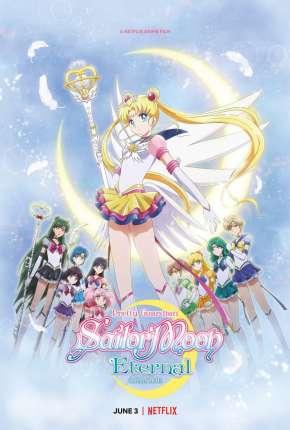 Capa Pretty Guardian Sailor Moon Eternal - O Filme Dublado