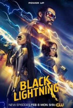 Raio Negro - Black Lightning 4ª Temporada Legendada via Torrent