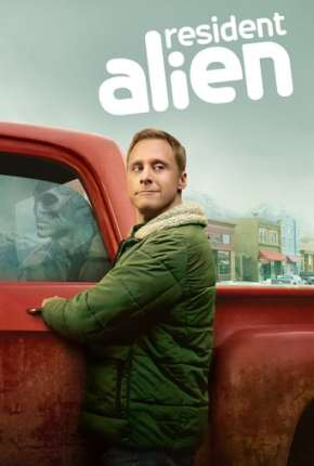 Resident Alien - 1ª Temporada Legendada via Torrent