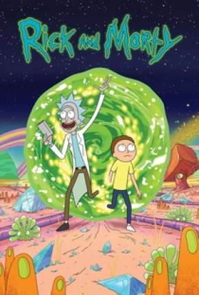 Rick and Morty - 4ª Temporada Completa via Torrent