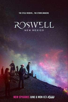 Série Roswell, New Mexico - 3ª Temporada Legendada Torrent