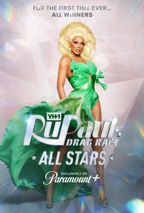 Capa RuPauls Drag Race - All Stars - 6ª Temporada Completa Legendada