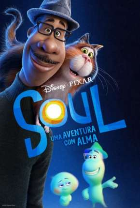 Soul - Uma Aventura com Alma via Torrent