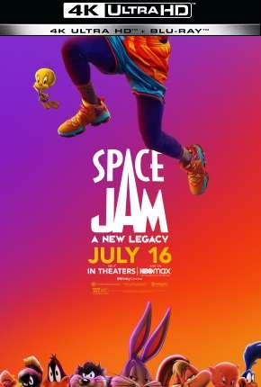 Filme Space Jam - Um Novo Legado 4K Download