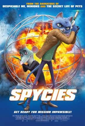 Spycies - Agentes Selvagens via Torrent