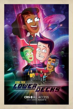 Star Trek - Lower Decks - 1ª Temporada - Legendado via Torrent